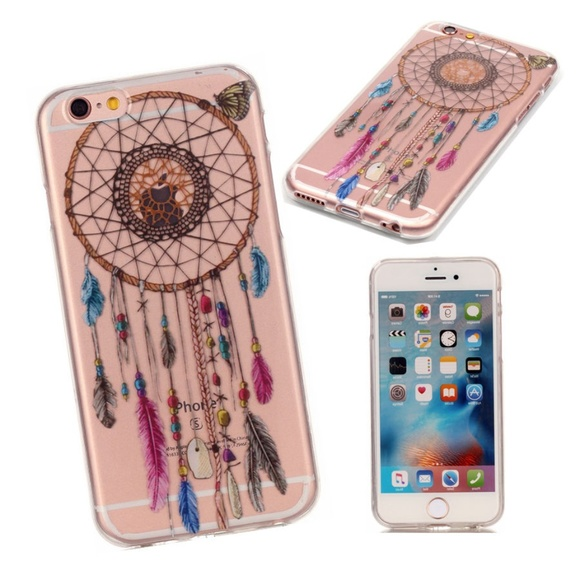 Accessories - Dreamcatcher cell phone case cover thin clear